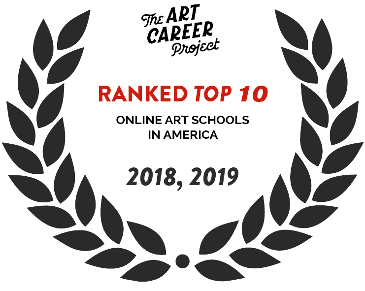2019 The art carrer project: Best Online Art school