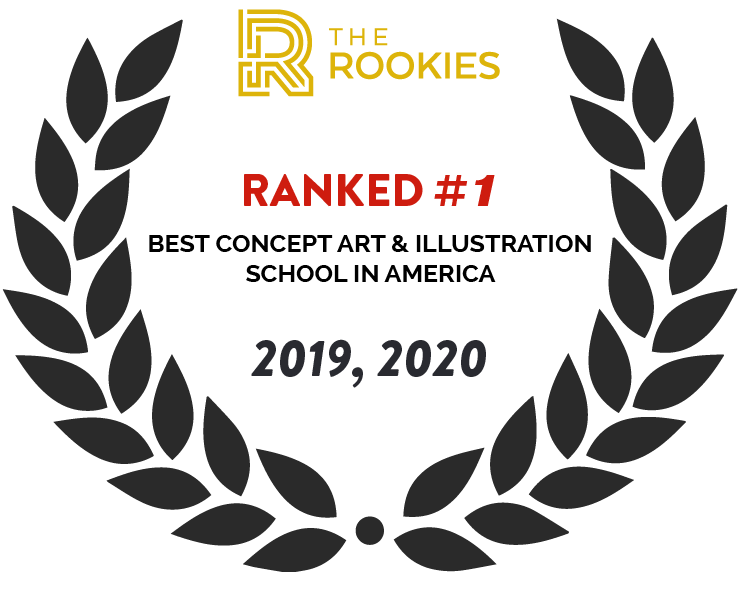 2020 The rookies Best Concept Art & Illustration School #1
