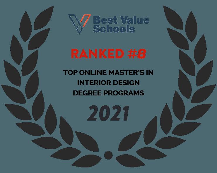 2021 Best Value Schools Interior Architecture and Design