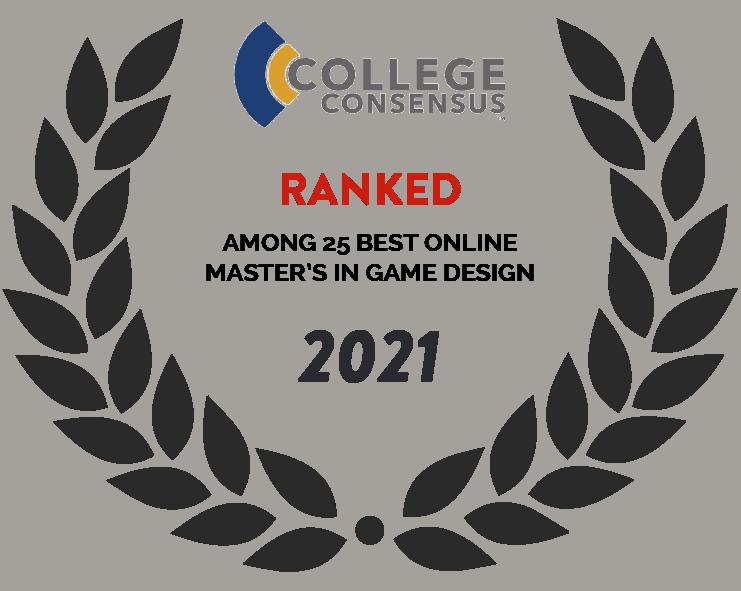 GAM College Consensus 2021 Ranking-Masters