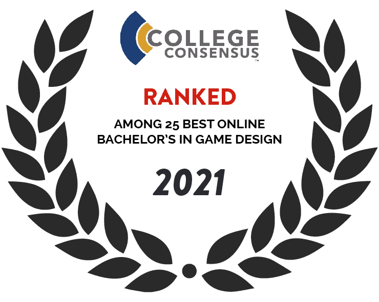 GAM College Consensus 2021 Ranking-Bachelors