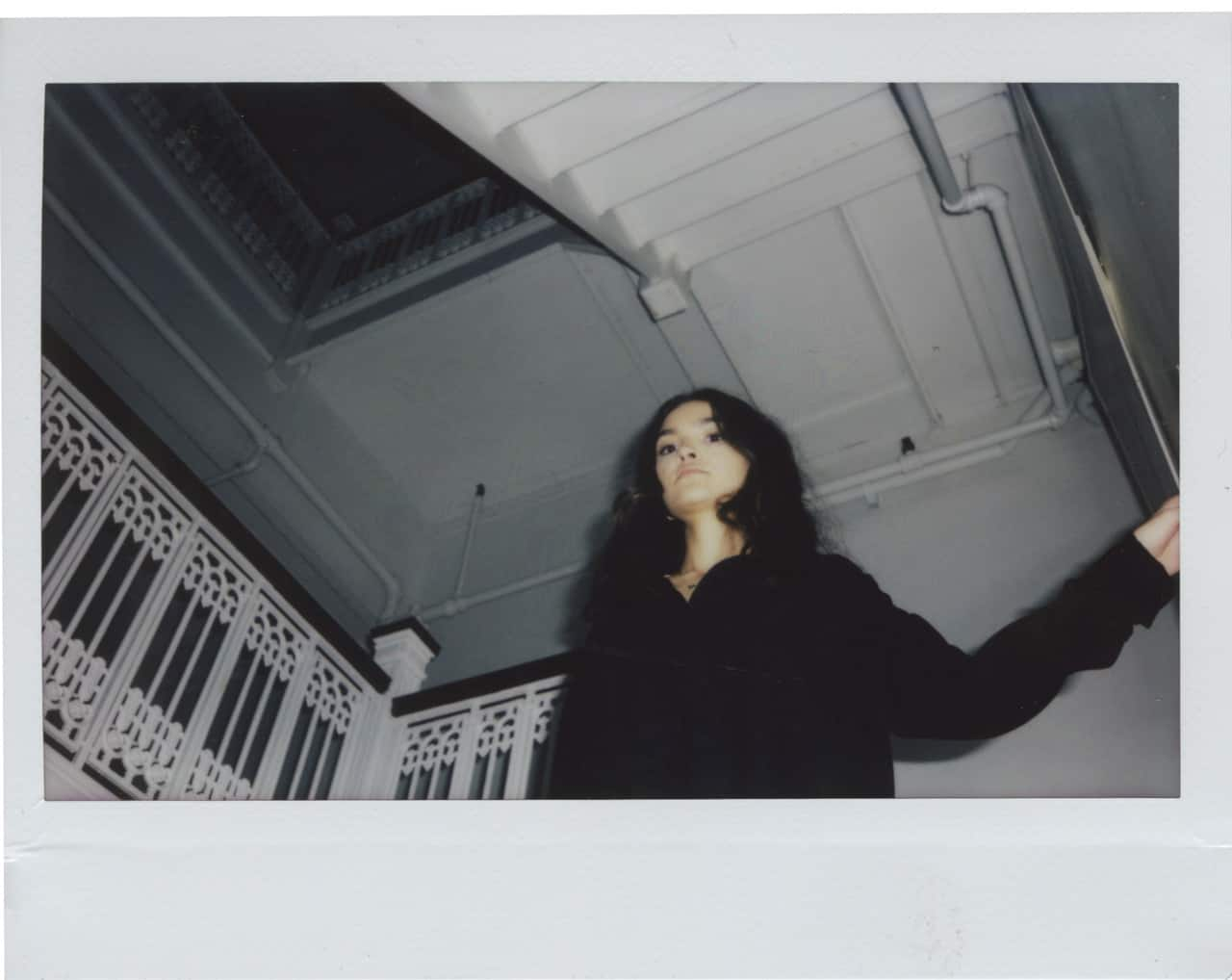Anna Yepes Tucker Polaroid
