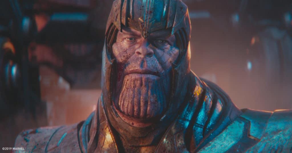 Thanos - Avengers Endgame