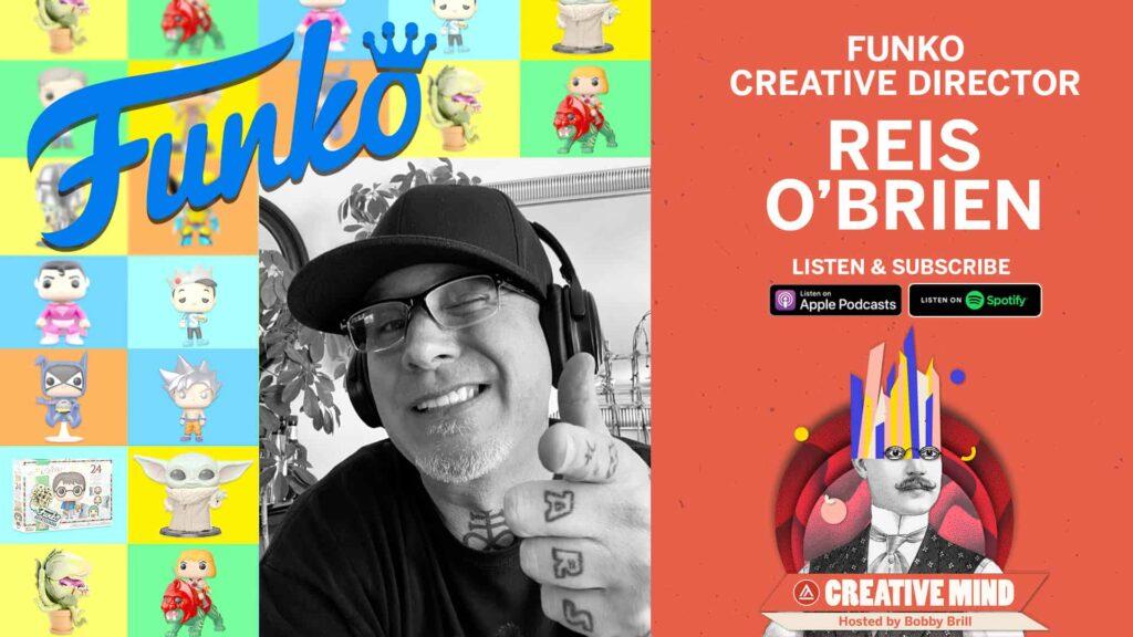 Creative Mind Podcast Episode 50 - Reis O'Brien