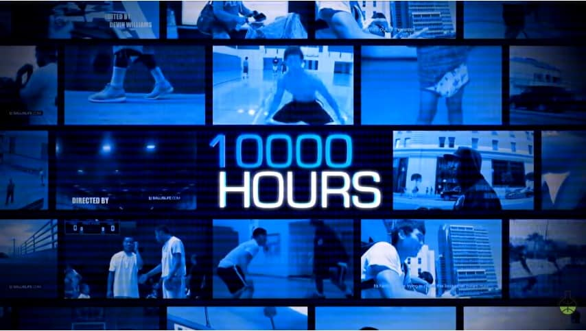 Devin William's 10000 Hours