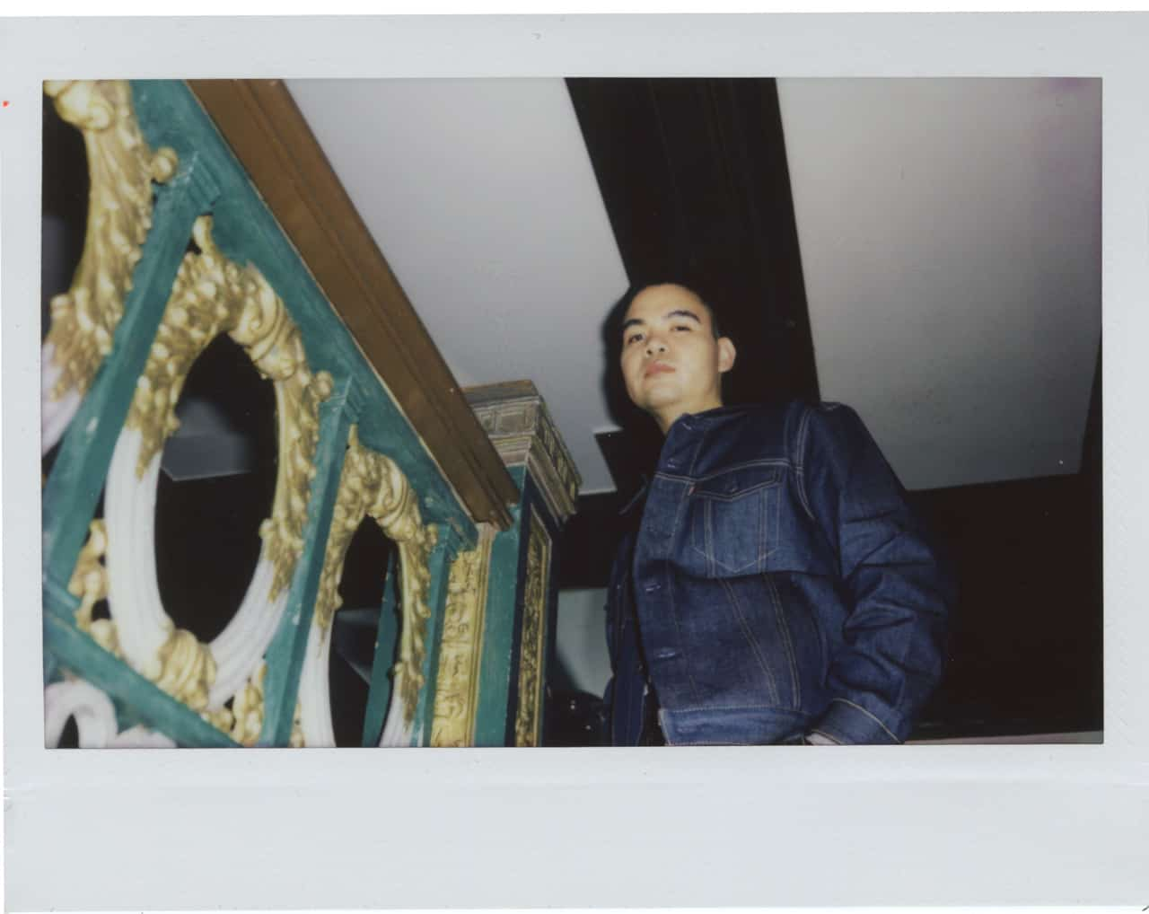 Christopher Cabalona Polaroid
