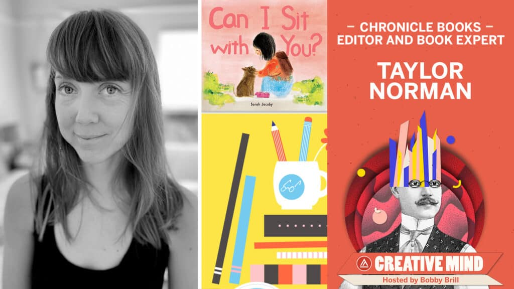 Creative Mind Podcast Episode 24 - Taylor Norman