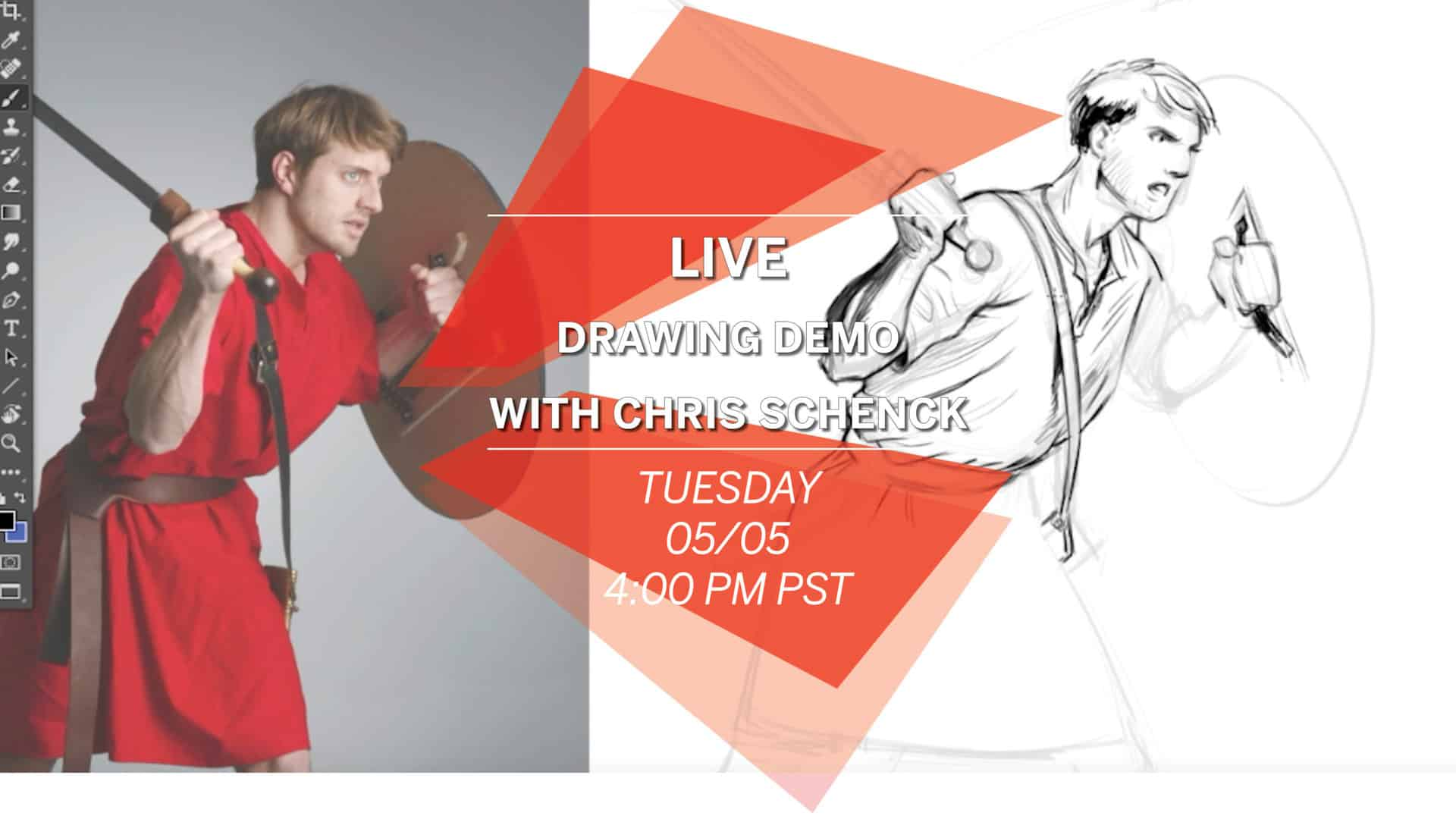 Drawing Demo with Chris S