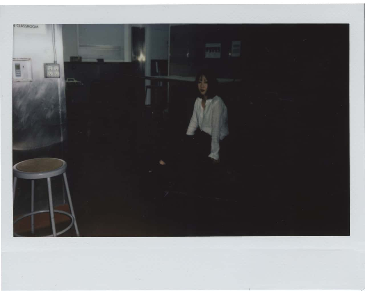 Kelly Joohui Kim Polaroid