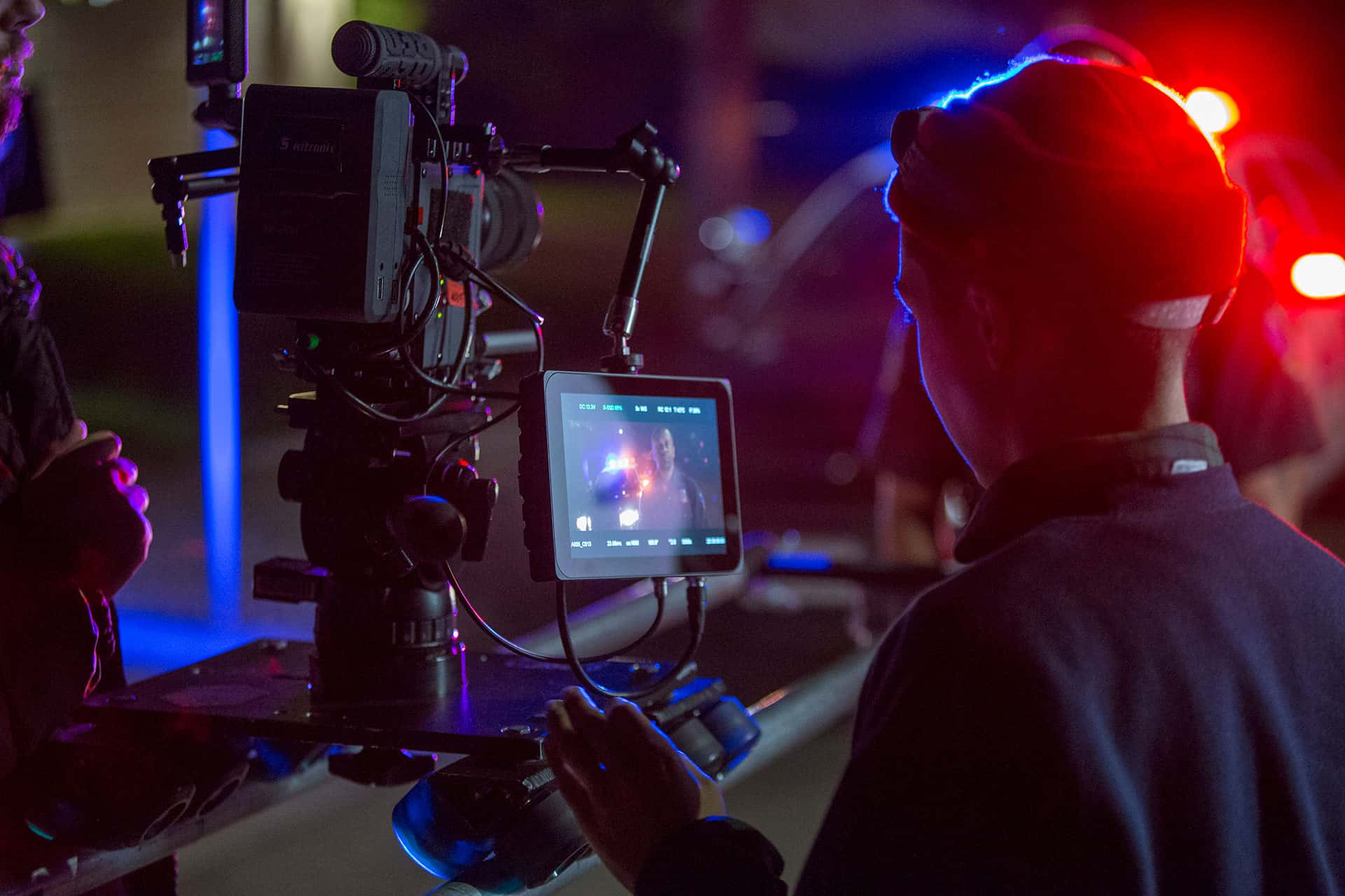 What We Teach in Motion Pictures & Television