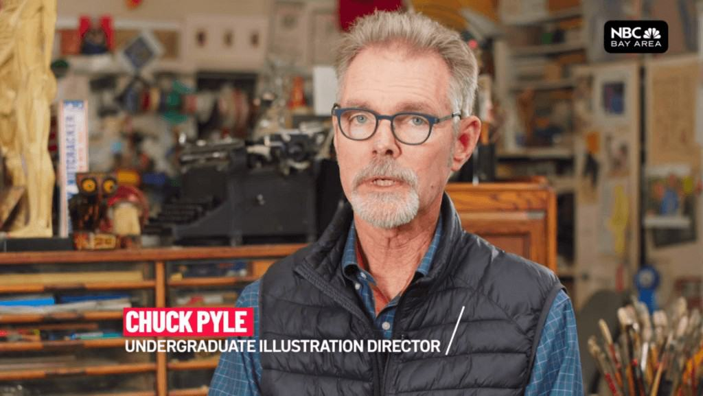 NBC-Chuck Pyle