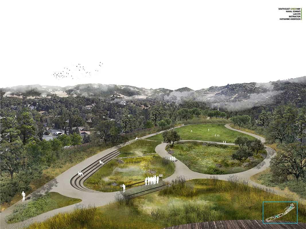 Landscape Design Graduate Program: School Of Landscape Architecture & Design