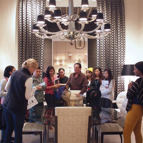 interior architecture partnerships academy of art university