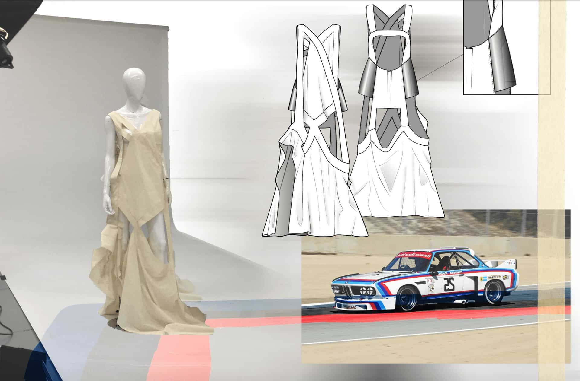 Featured Work, Milijana Delic, MFA Fashion