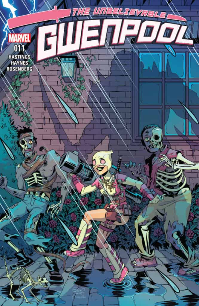 The Unbelievable Gwenpool2