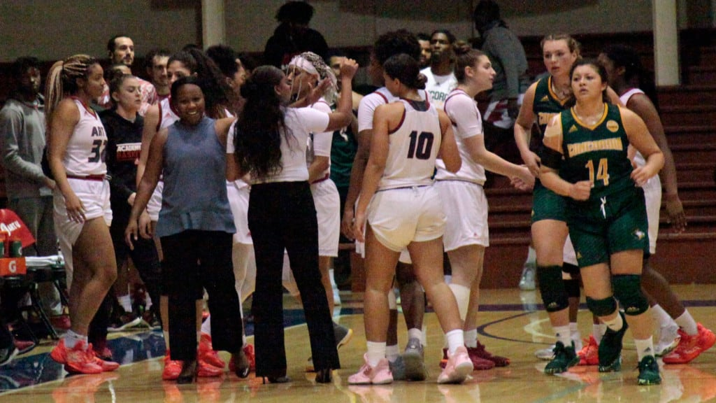 WBB Team (photo by Steve Fuelling)