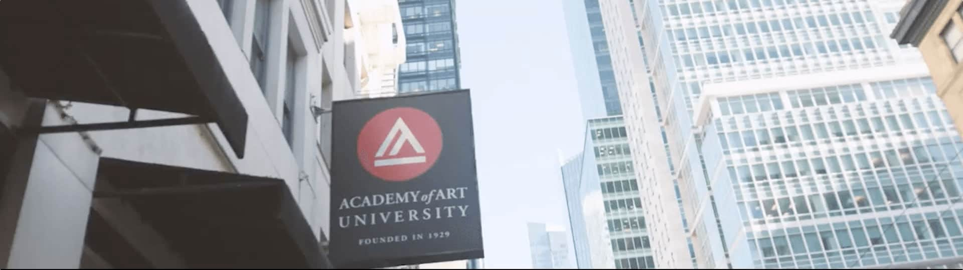 academy of art university acceptance rate