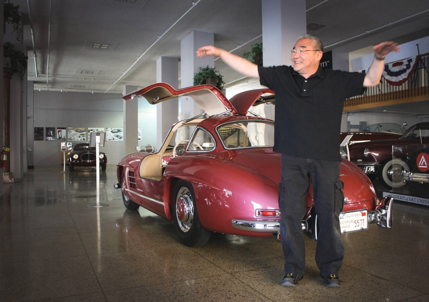 In the News: Auto Museum & New Automobile Restoration Degree