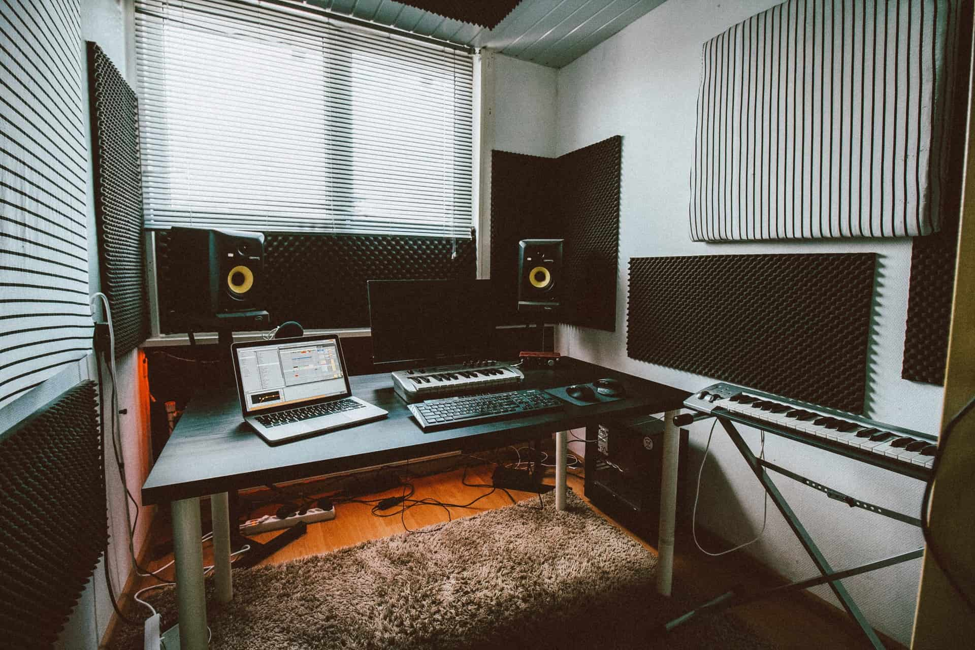 Music & Sound Production Workshop with Brad Hughes