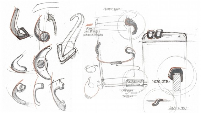 ariel jeong earbud design for frosc brand 2