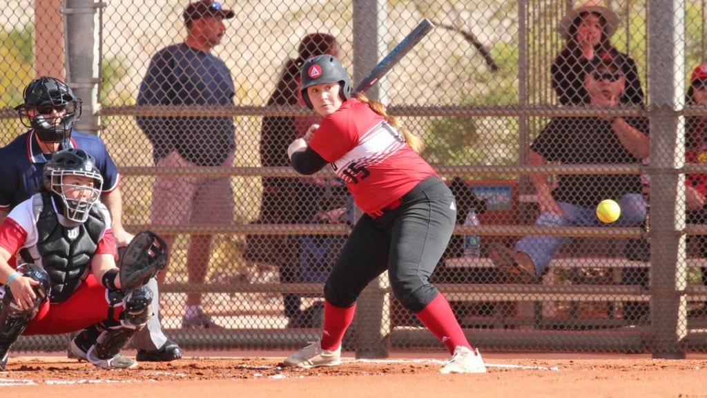 Brenna Youngquist Women's Softball
