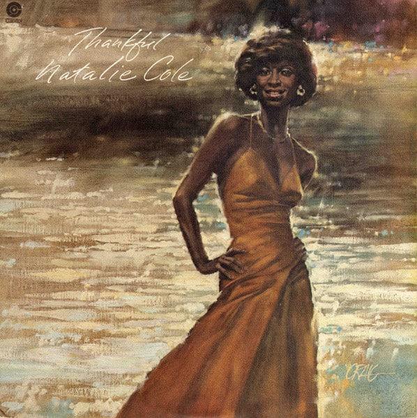 Natalie Cole Thankful album cover - Craig Nelson