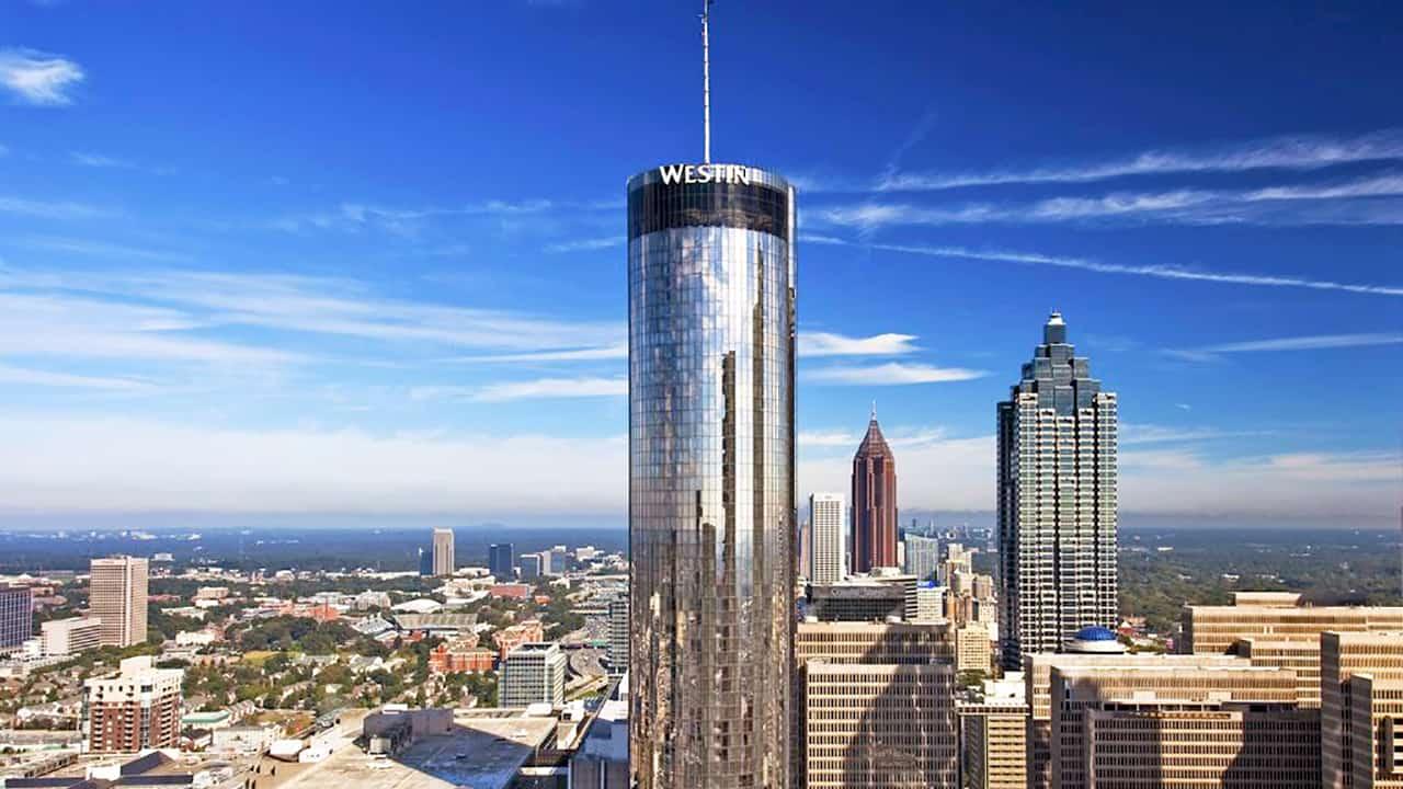 College Connection - Atlanta - Westin Peachtree Plaza Atlanta Hotel