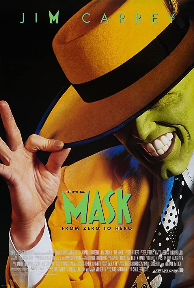 Chris Armstrong | The Mask