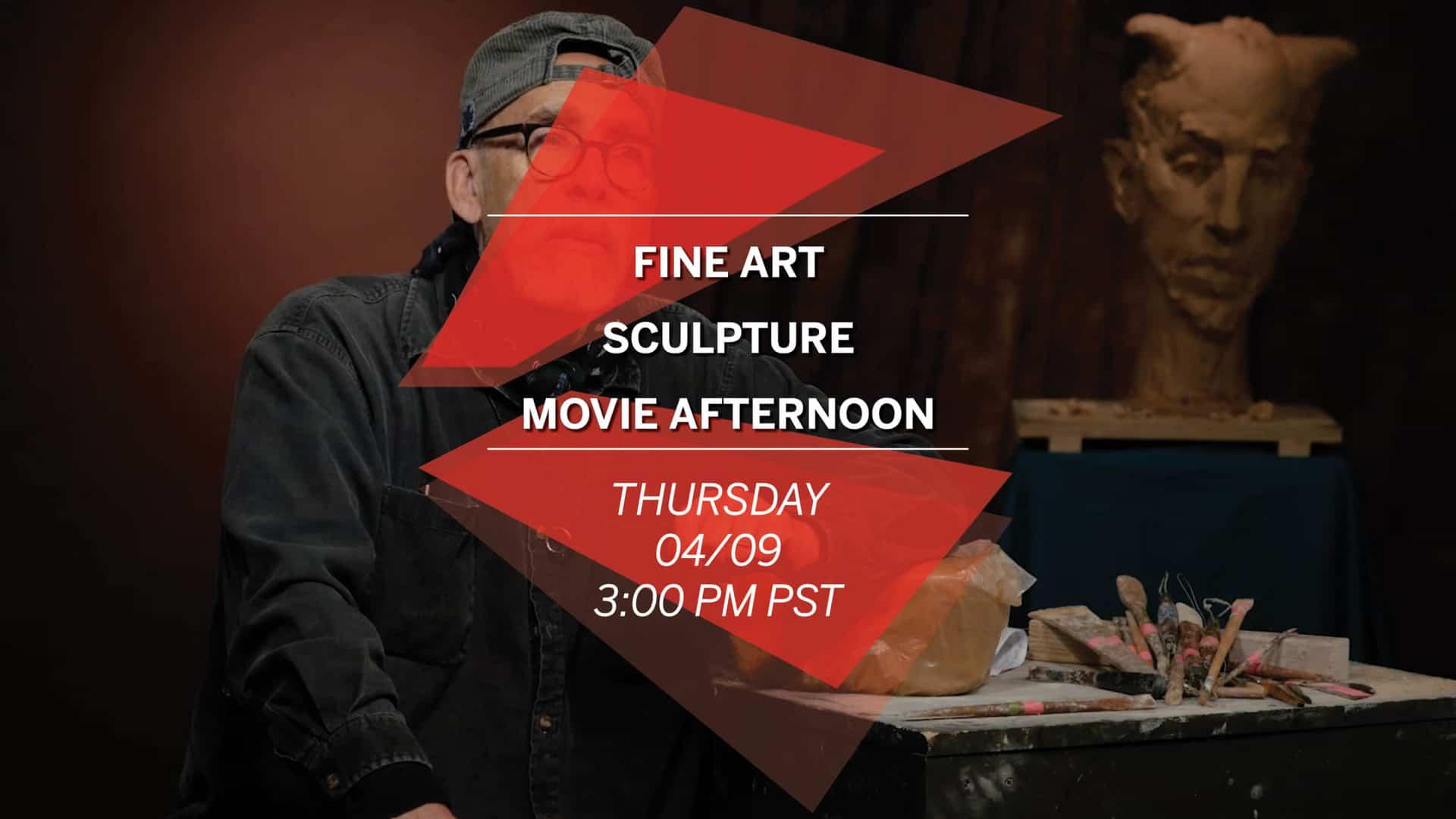 School of Fine Art Sculpture: Movie Afternoon Ep. 2