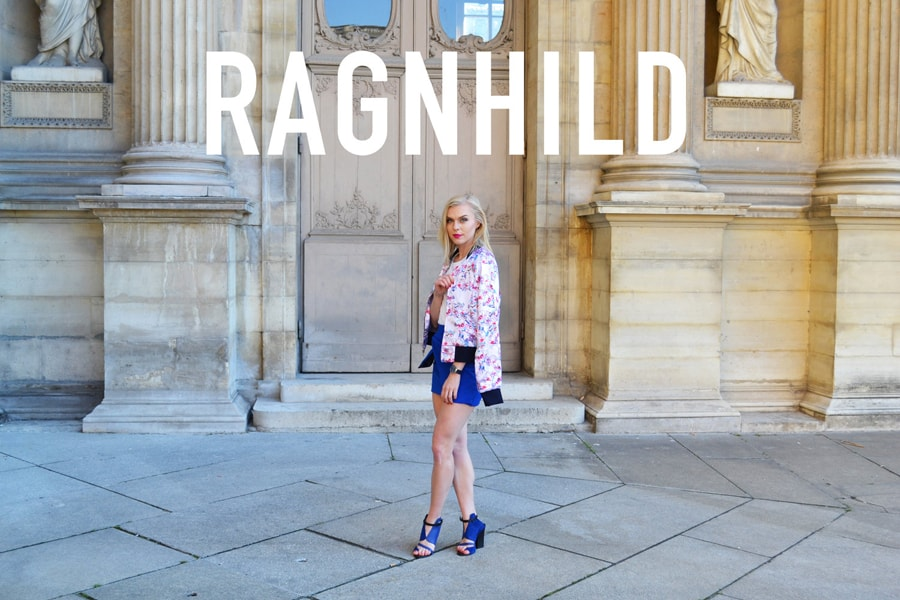 Jenny Johansson Serves Up Style With RAGNHILD