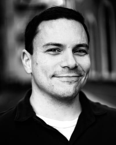 Jeremy Saliba headshot