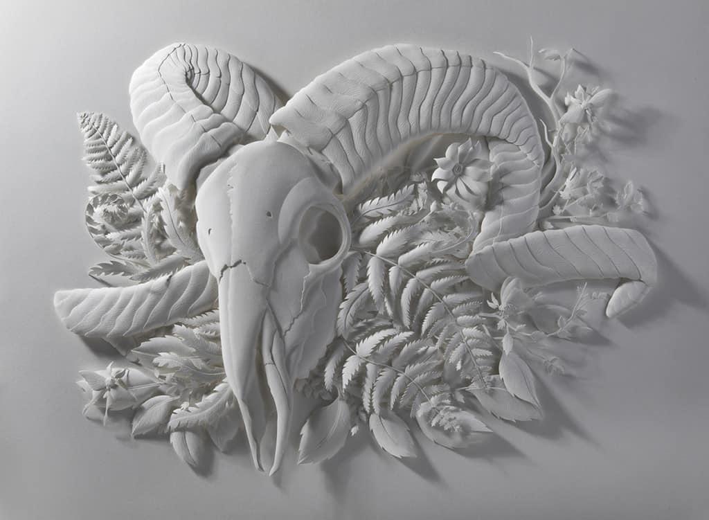 marisa-ware-metamorphosis-paper-sculpture