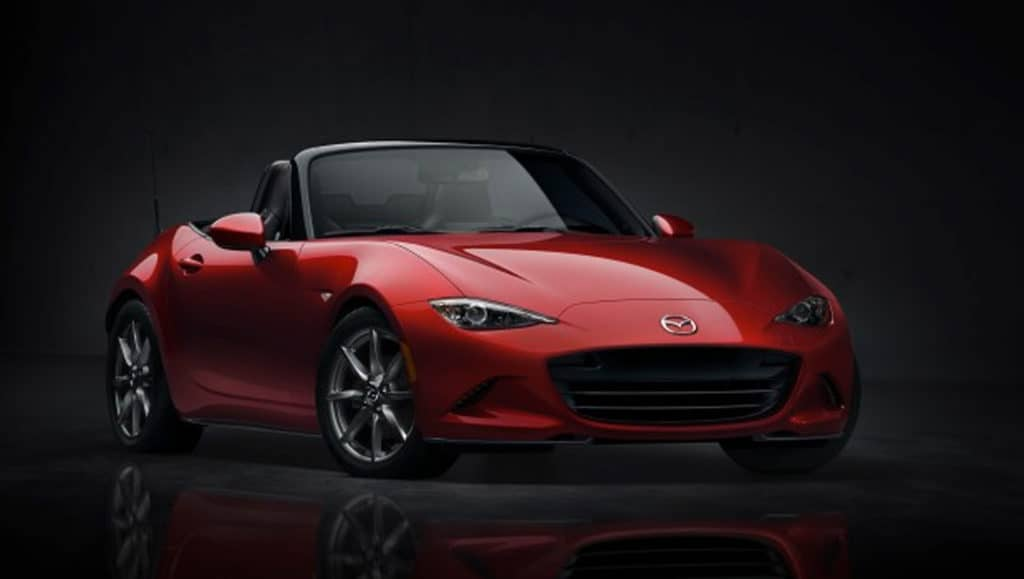 Matano Judges Competition for Mazda MX-5 25-Year Vision