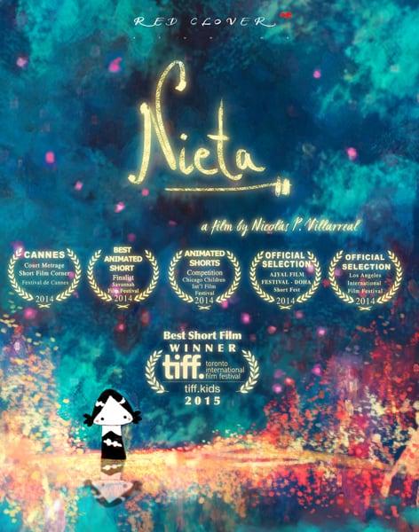 Visual Development Director's Film Wins Best Short