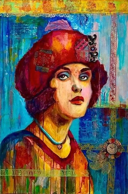nimisha doongarwal 5 artwork