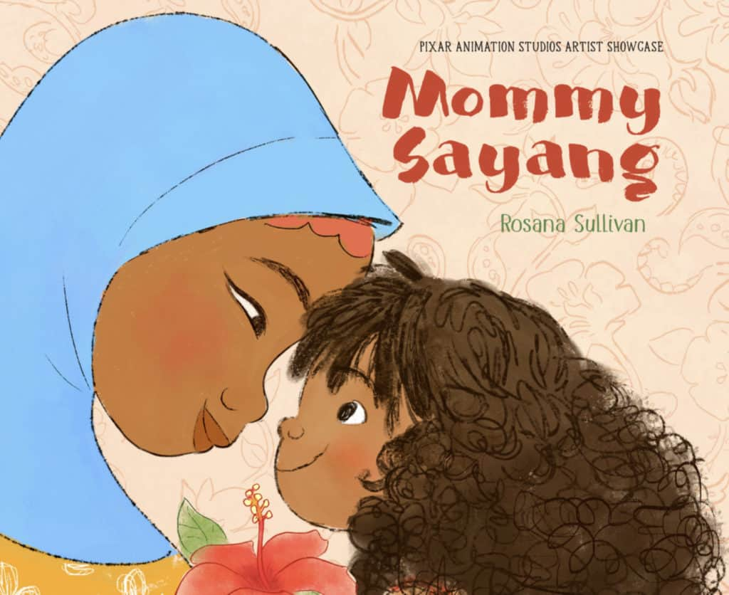 rosana sullivan mommy sayang book cover