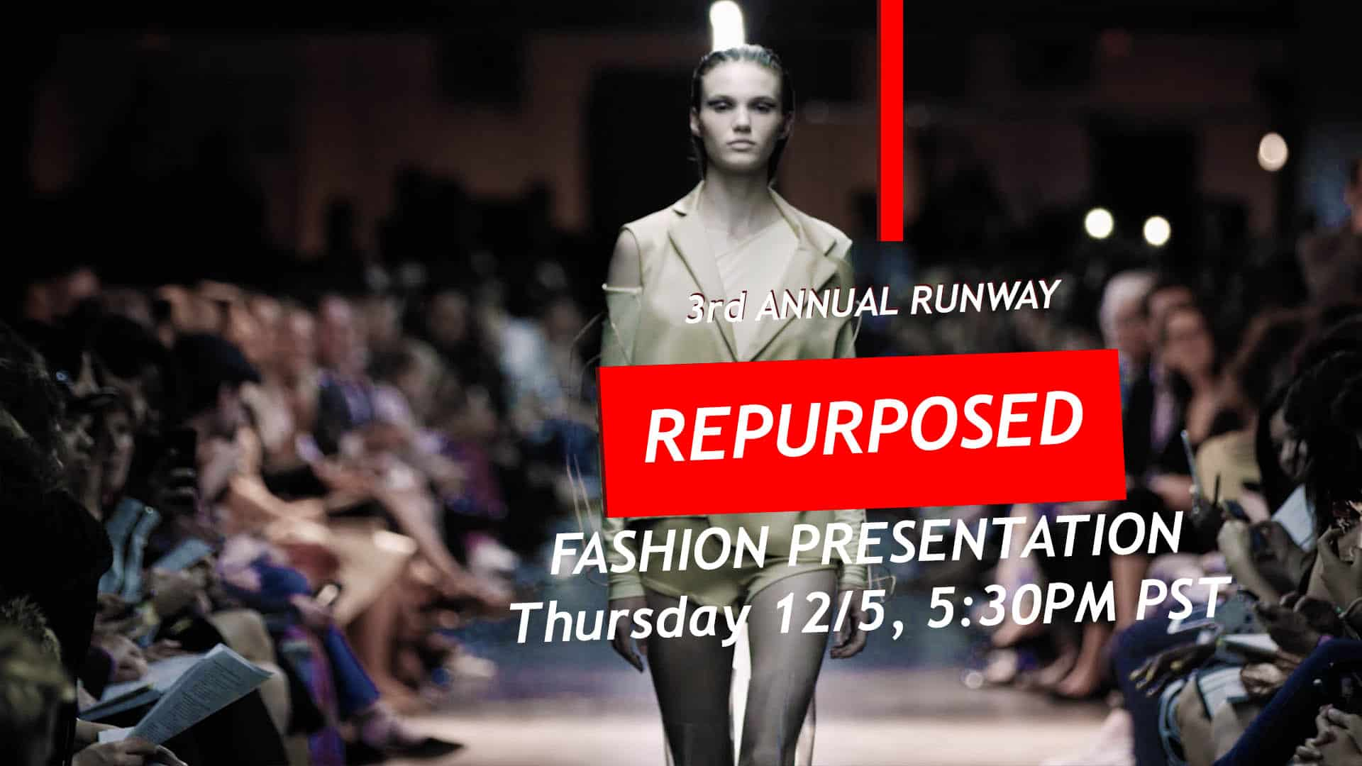 Beyond the Front Row Fashion Show Live Stream