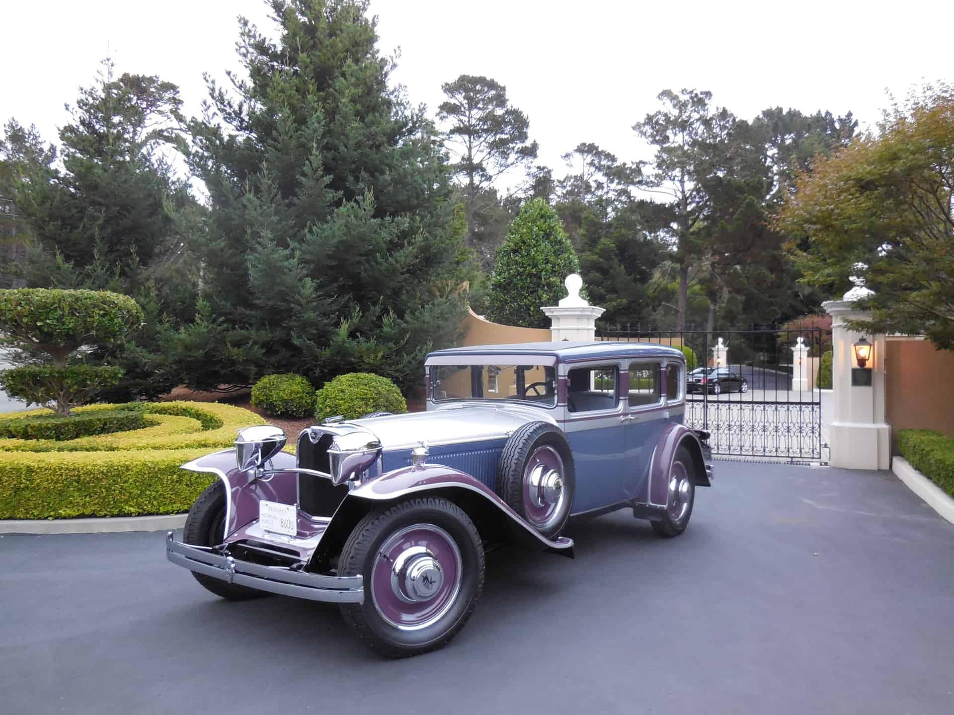 Ruxton Sedan 1931