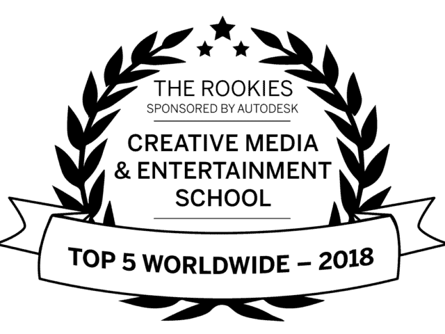 School of Game Development Rookies Award 2018