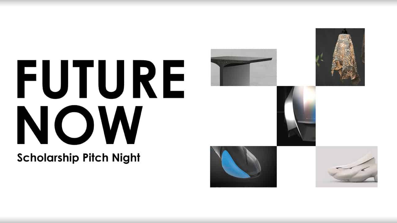 School of Industrial Design's FUTURE NOW Scholarship Pitch Night
