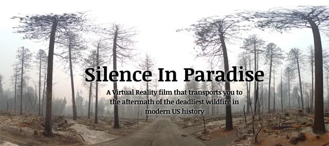silence in paradise screen shot 1