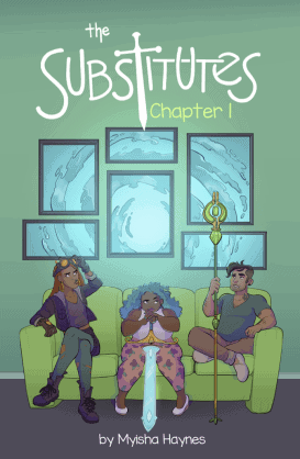 The Substitutes - Chapter 1