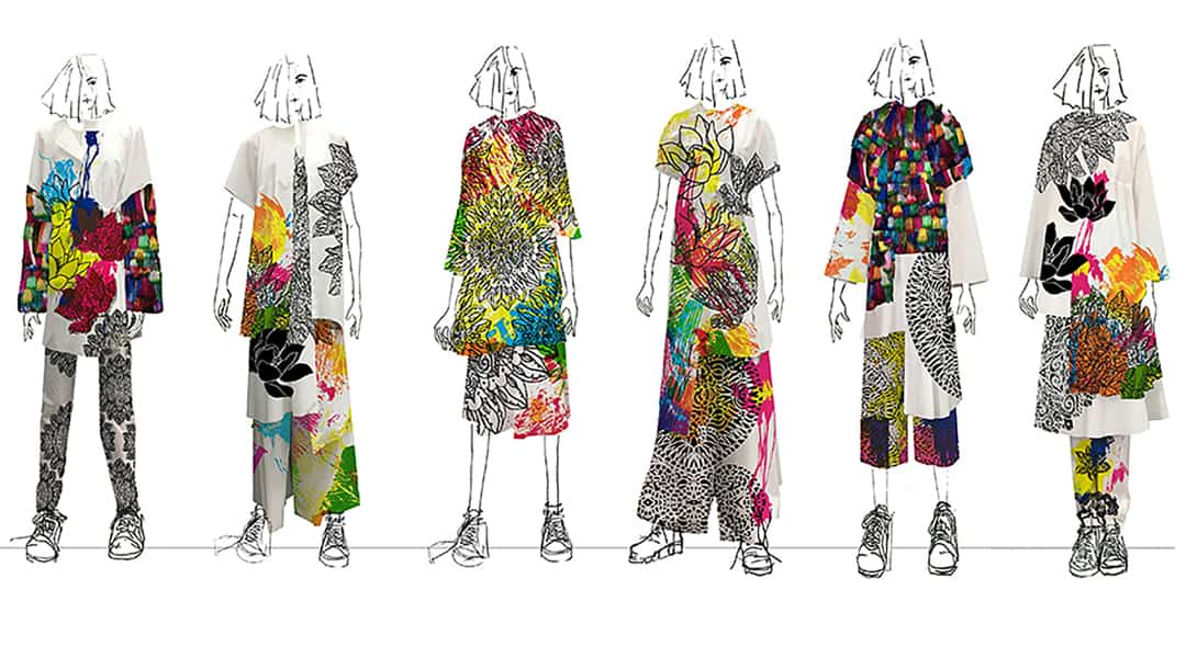 Fashion School Launches Textile Design Degrees