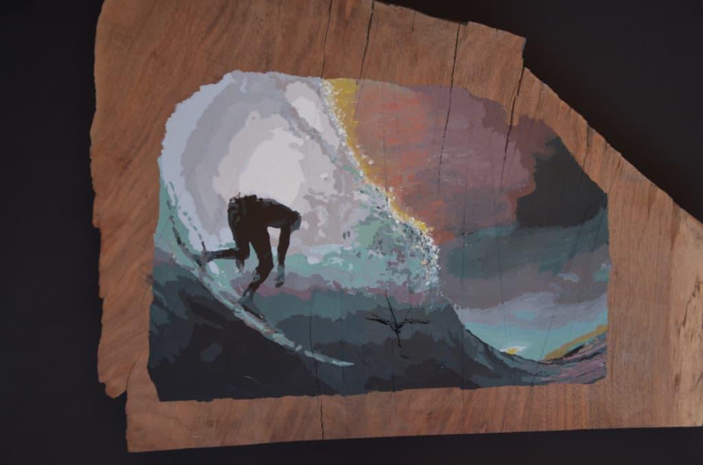 Tim Andrews Illustration Last Wave