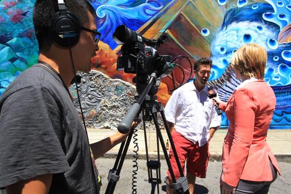 Urban Jungle - Communication Students Interview