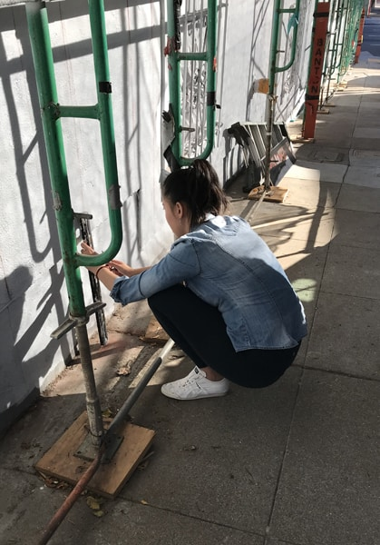 Student Mural Adds to Bay Area's Trove of Public Art