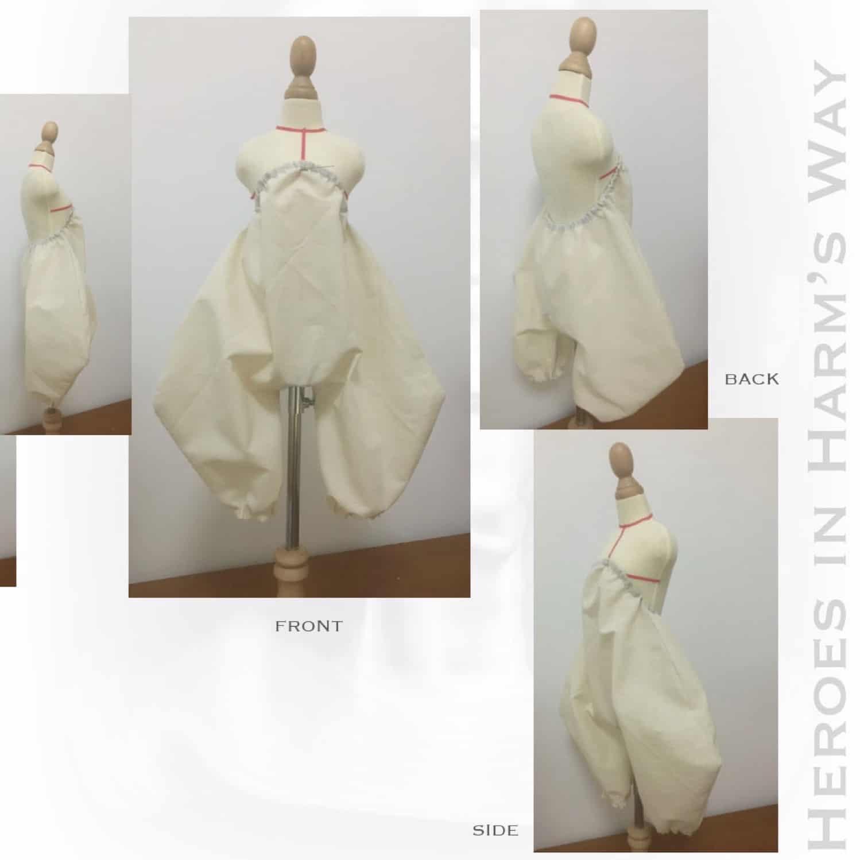 Featured Work, Yanbing Fan, BFA Fashion